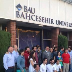 Bahçeşehir Üniversitesi Silikon Vadisi Kampüsü açıldı