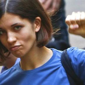 Pussy Riot'a Özgürlük!