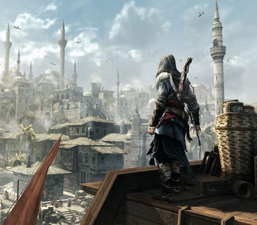 Video Oyunları ve Edebiyat arasındaki İlişki: Assassin's Creed Örneği