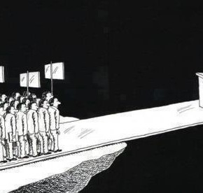 Bir iktidar ne zaman düşer ? : Gündem üzerine ufak bir not
