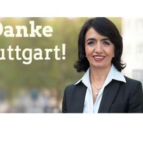 21. YÜZYIL DÜNYA KADIN PORTRELERİ:  Almanya'da  İlk Türk Kökenli Eyalet  Parlamento Başkanı MUHTEREM ARAS