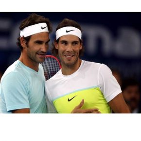 Roger Federer ve Rafael Nadal: Tarih onları yazacak
