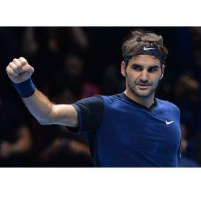 Roger Federer için en uygun başlık: Efsane geri döndü & Dünyada benden büyük yok