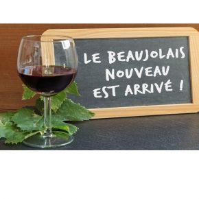 Le Beaujolais Nouveau est arrivé* Beaujolais 2017 çıktı