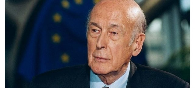 Valérie Giscard D'Estaing'in ardından