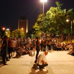 Gezi Forum: gene denedin gene yenildin olsun yine dene yine yenil ama daha iyi yenil...