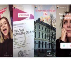 İş ve Staj  başvurularında Yeni Trend: Instagram Stories'den Özgeçmiş