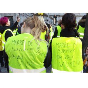 Fransa'nın sarı yelekle sınavı