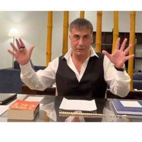 Sedat Peker'in Yolu : Bildiklerinizi bildiğimi bilmenizi isterim.